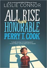 All Rise for the Honorable Perry T. Cook Cover