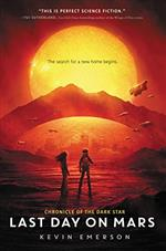Last Day on Mars Book Cover