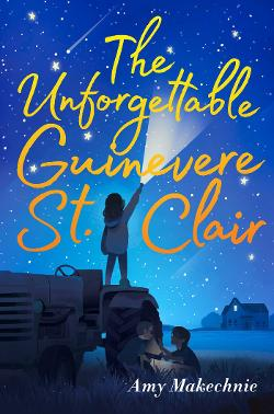 Unforgettable Guinevere St. Clair Cover