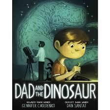 Cover image for Dad and the Dinosaur
