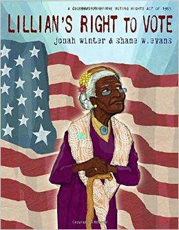 Cover image for Lillian's Right to Vote