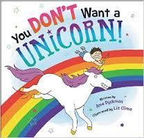 Cover image for You Don't Want a Unicorn.