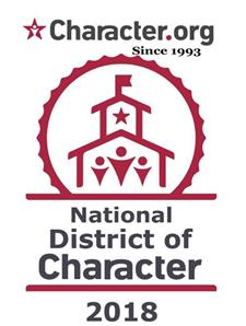 District of Character Badge