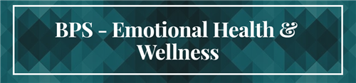 Emotional Health and Wellness