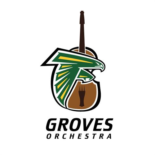 Groves Orchestra Logo