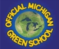 Michigan Green School logo