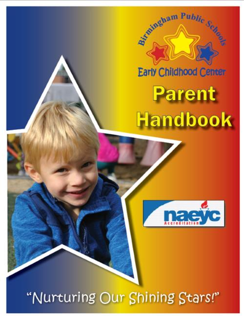 Birmingham Early Childhood Center Parent Handbook